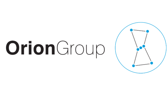 Orion Group logo logo